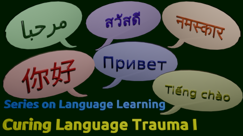 Curing Linguistic Trauma – Setting the Stage