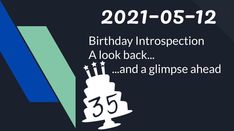May 12th, 2021